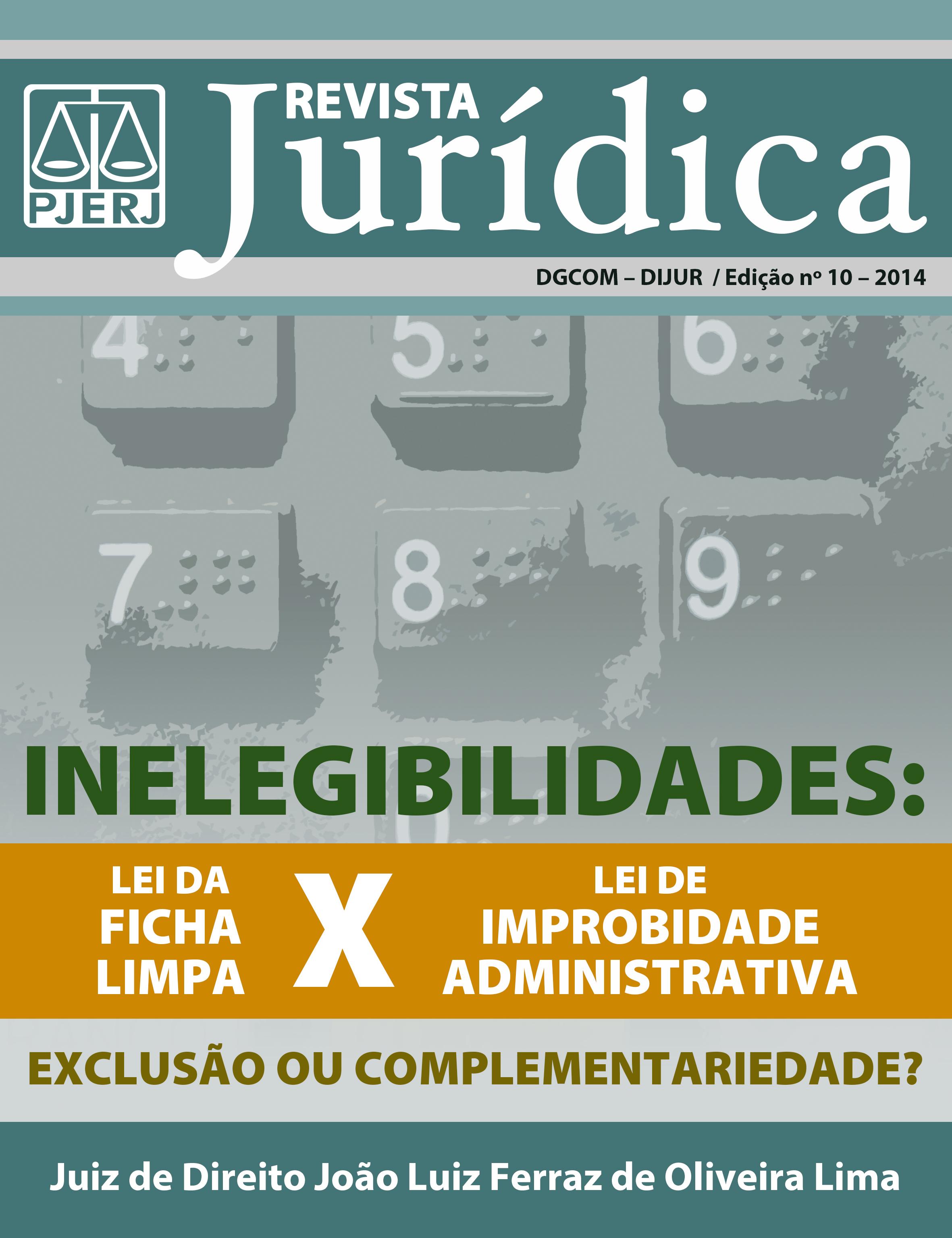 Revista Jurídica Edição 10